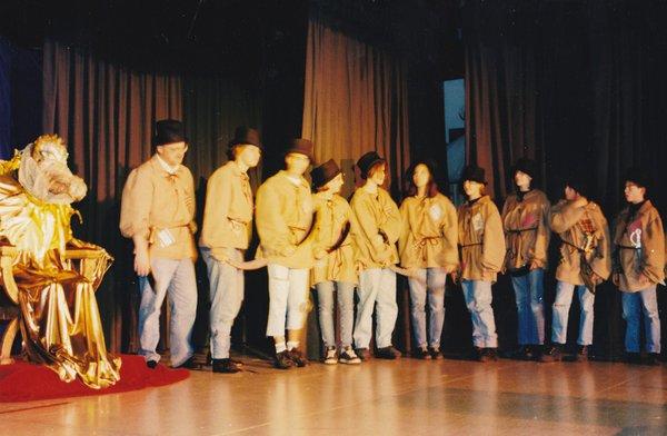1996-Jim Knopf und die wilde 13