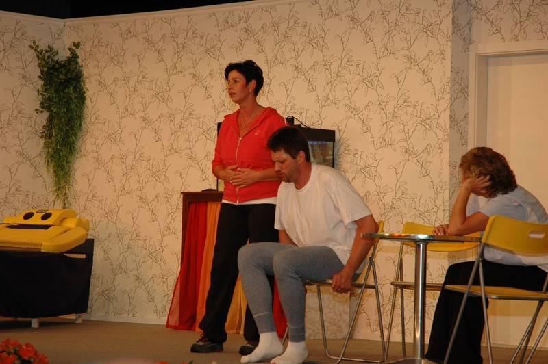 Bringt Heidi (Sabine Hollstein-Diehl) ihren Peter (Thomas Petschat) auf Trab?