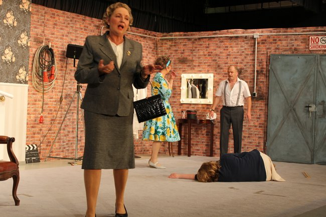 2015-Agatha Christies Hobby ist Mord