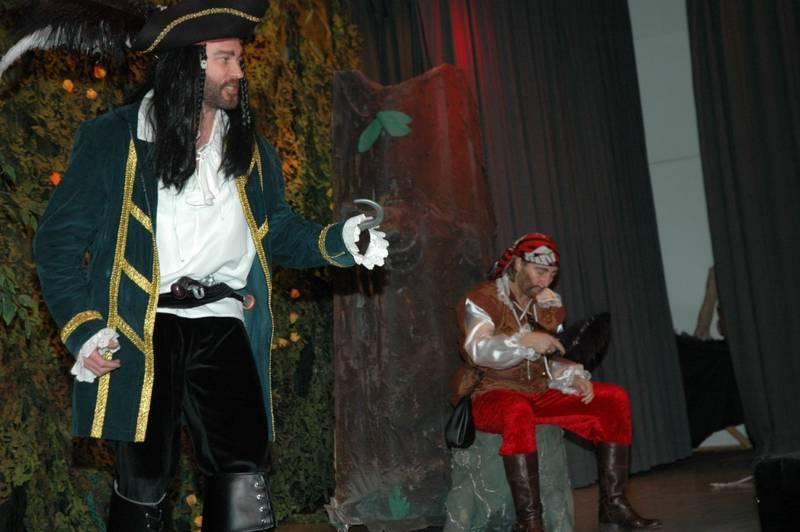 Captain Hook schmiedet einen Plan!