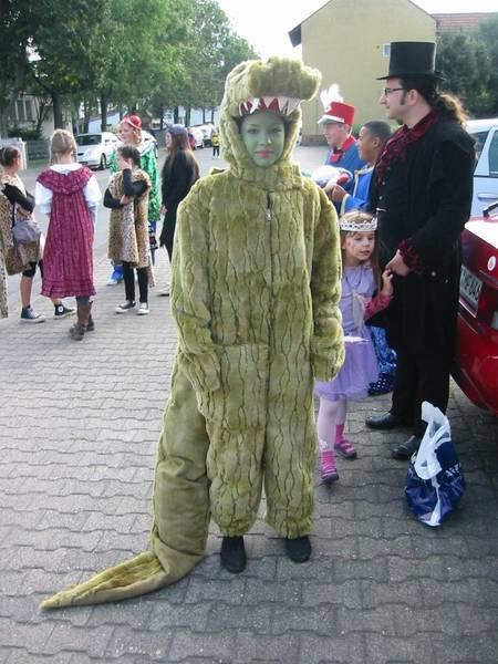 Ich bin Schnappi, das kleine Krokodil…