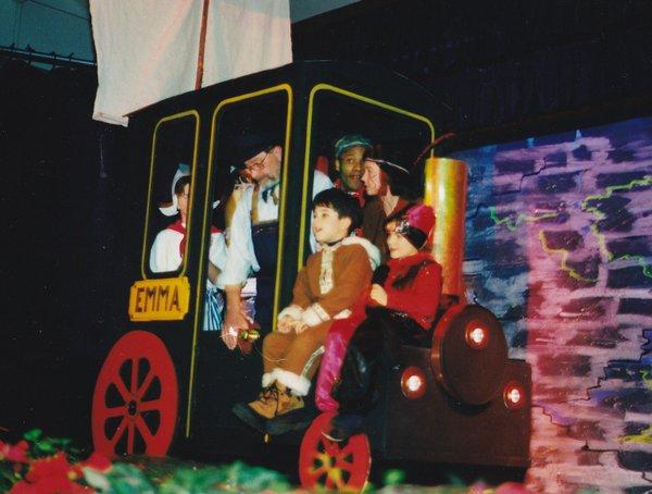 1995 Jim Knopf und Lukas der Lokomotivführer