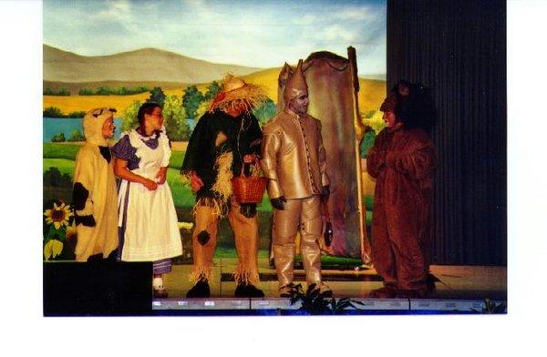 2001-Der Zauberer von Oz